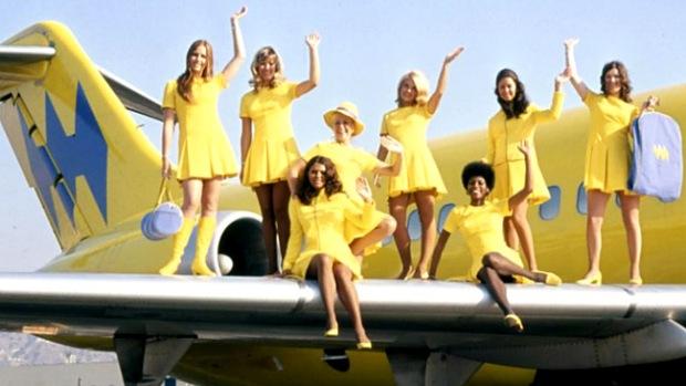 flight-attendant-vintage